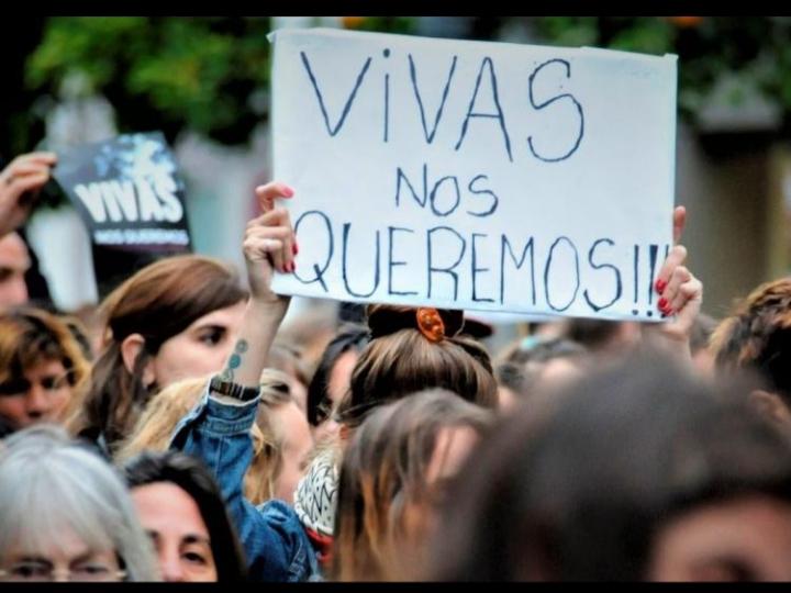 128 femicidios en Argentina en lo que va del año