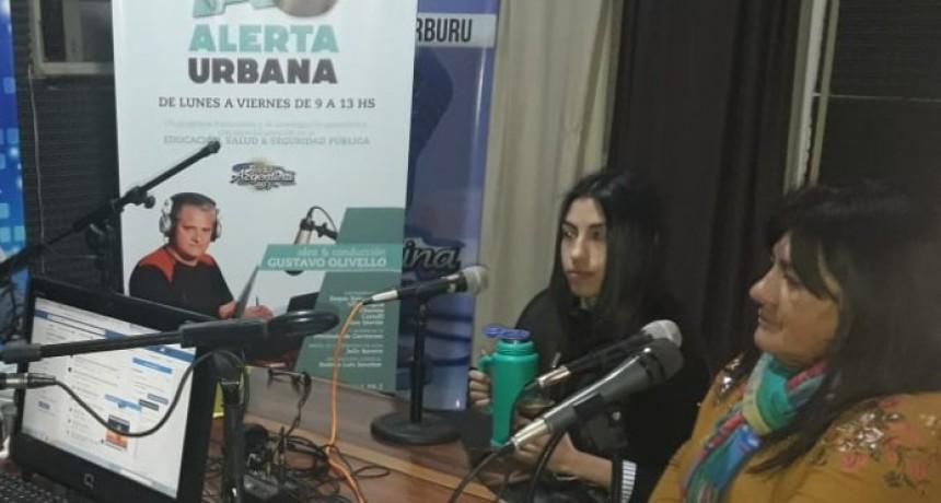 """Autoridades de la Cooperativa y de la Fundación """"La Victoria"""" visitaron Alerta Urbana"""