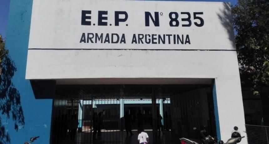 Una vez más, la E.E.P. Nº 835 de Villa Río Negro víctima del vandalismo
