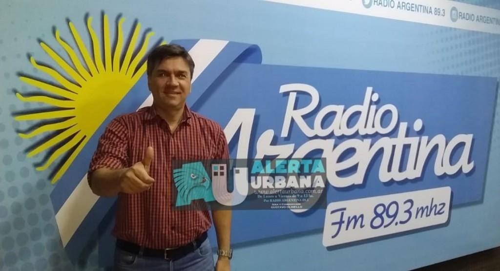 Leandro Zdero: pretendo ser el intendente más amplio que haya tenido la ciudad