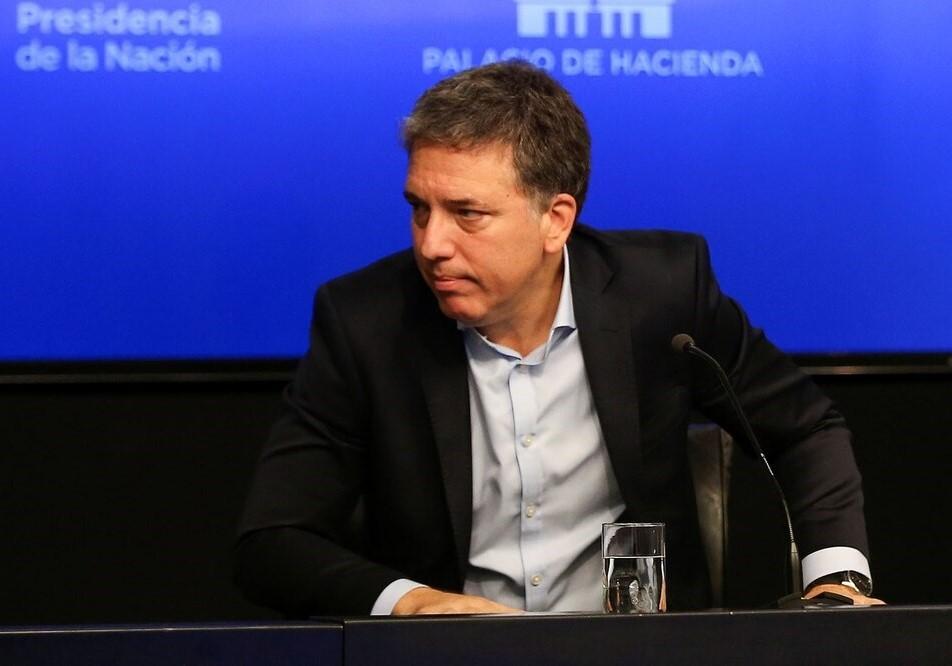 Renunció el Ministro de Hacienda de la Nación Nicolás Dujovne