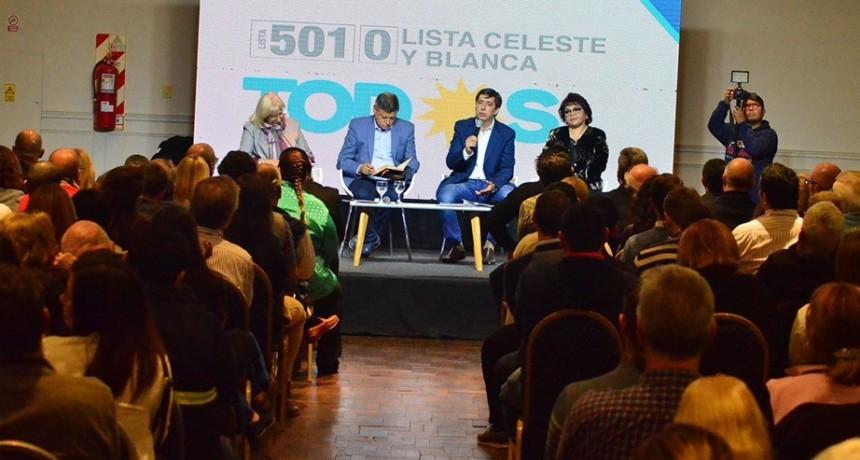Gustavo Martínez resaltó al sector privado como el eje del desarrollo de la economía local