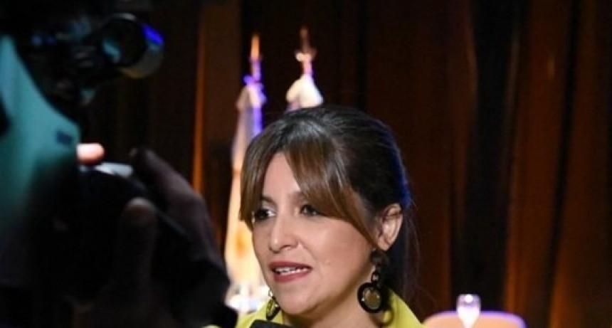 """Ministra Ayala: """"Vamos a redoblar esfuerzos para  construir un proyecto  plural y representativo"""""""