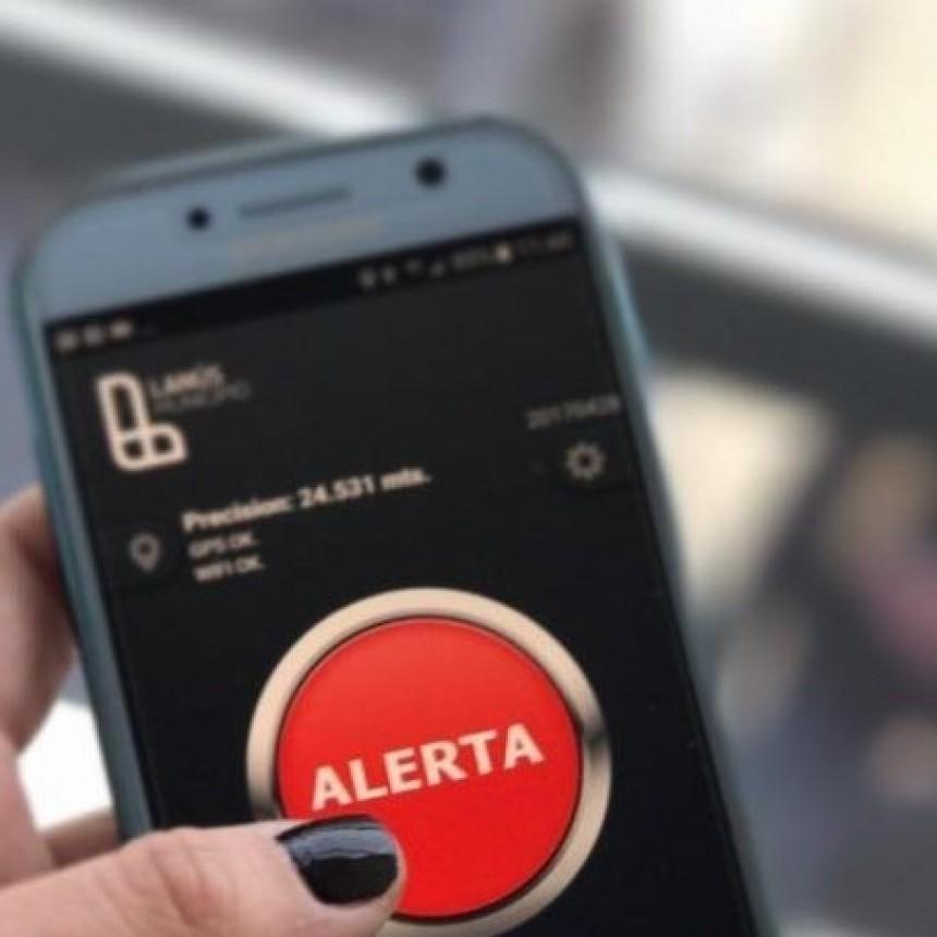 Desde una aplicación para celulares se podrá informar sobre casos de violencia de género. No reemplaza al botón antipánico.