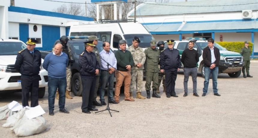 Golpe al Narcotráfico: desbaratan banda que operaba en Chaco, Corrientes y Misiones.