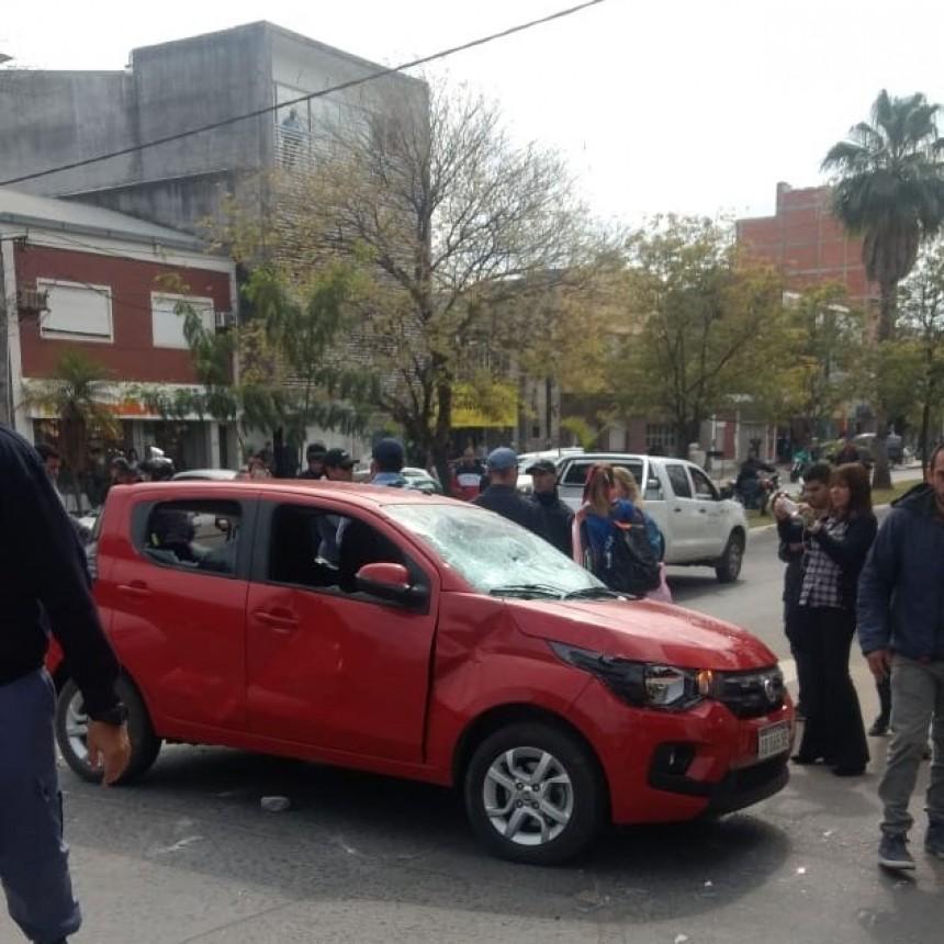 Están identificados los manifestantes que provocaron destrozos en Desarrollo Social