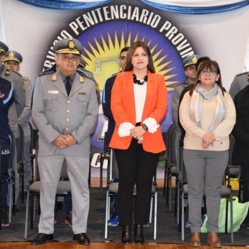 Con más de 500 atletas quedaron inauguradas  las IV Olimpiadas Penitenciarias Nacionales