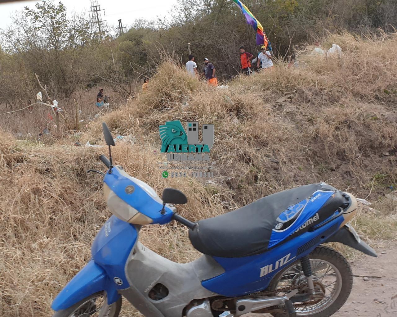 Resistencia: intento de usurpación en cercanías al Camping de Visitadores Médicos.