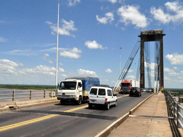 Intentó cruzar armado a Corrientes y lo descubrieron.