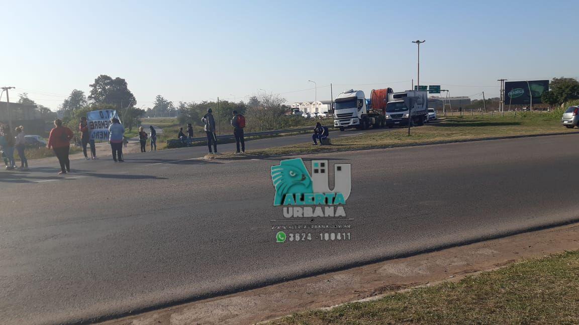 Manifestaciones sin interrupción del tránsito