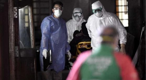 Un día con récord de muertes por coronavirus en el país