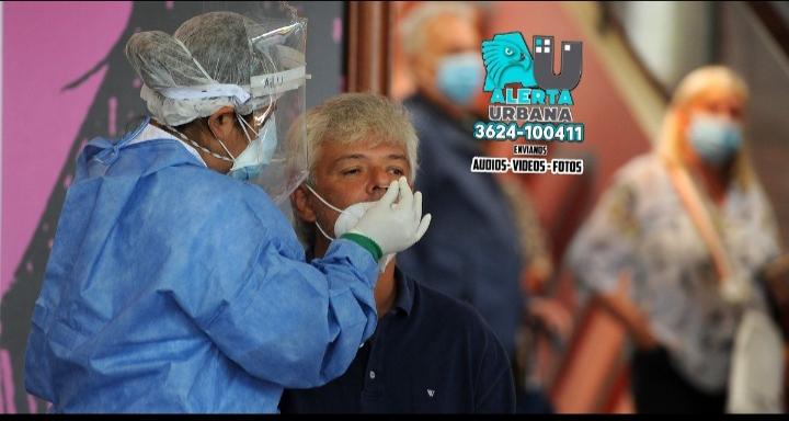 Coronavirus: Confirman 51 muertes y 6.083 casos positivos en Argentina