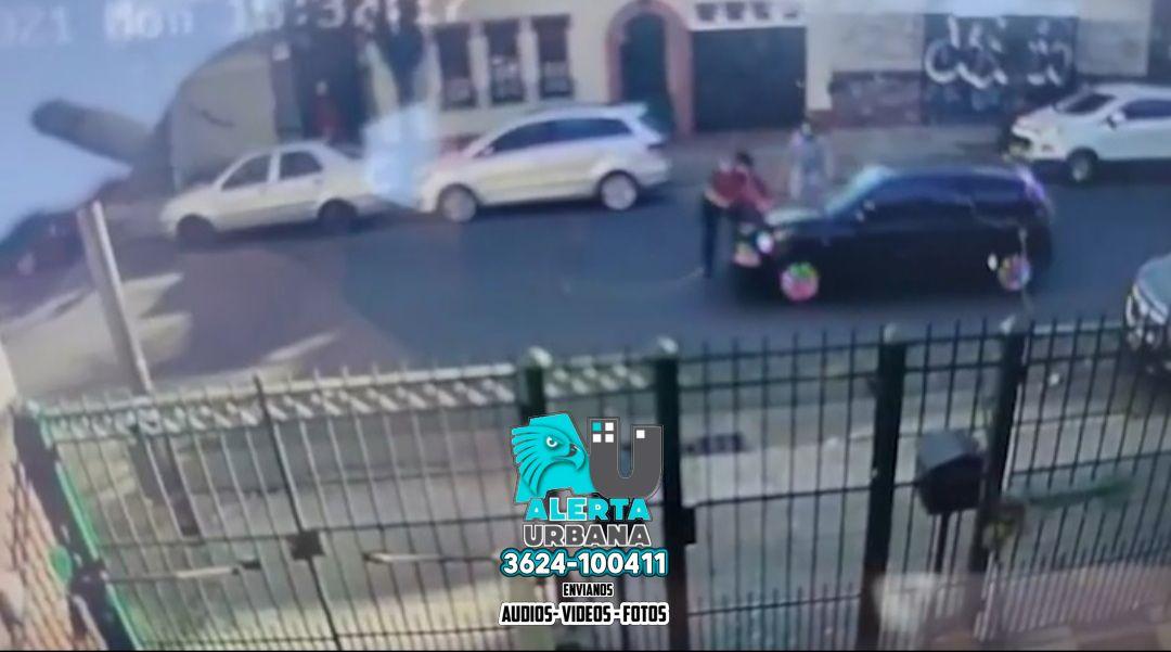 Buenos Aires: atropelló al policía que custodiaba a su ex pareja