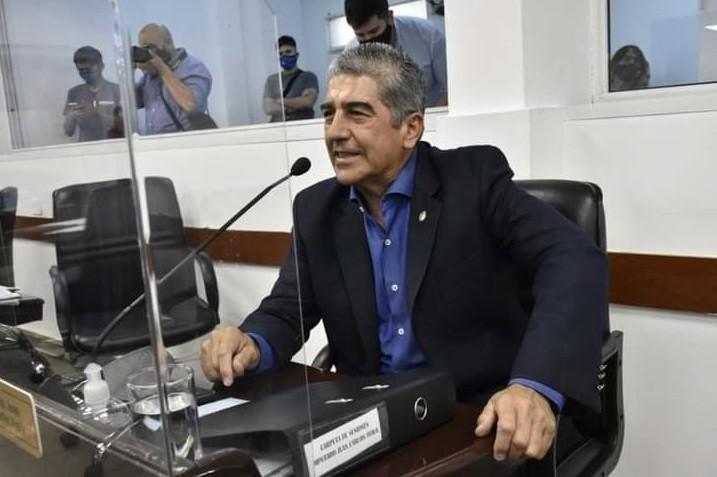 Ayala solicita Gas Natural para el Parque Industrial Barranqueras