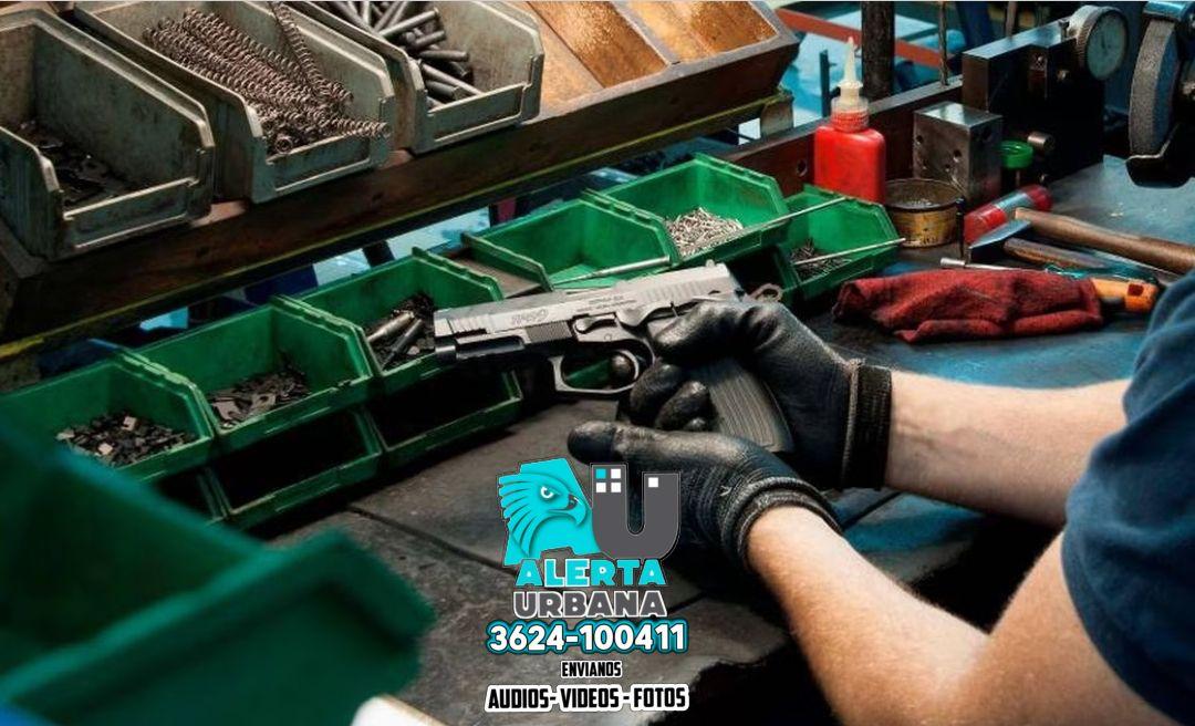 Ramos Mejía : robaron 67 armas de fuego