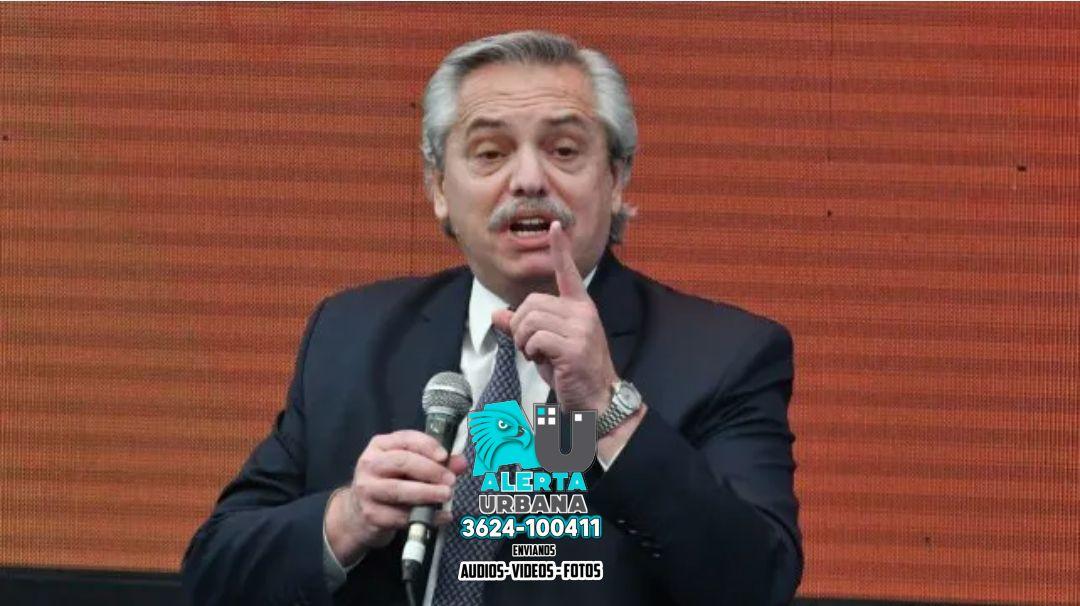 Alberto Fernández, sugirió abrir el debate por la legalización de la marihuana