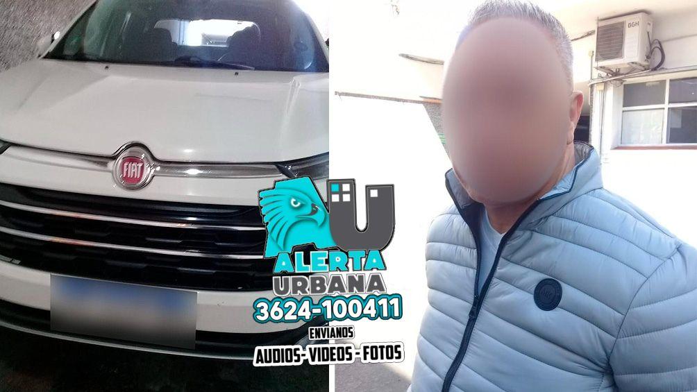 Chaqueño acusado de abuso sexual fue detenido en Buenos Aires