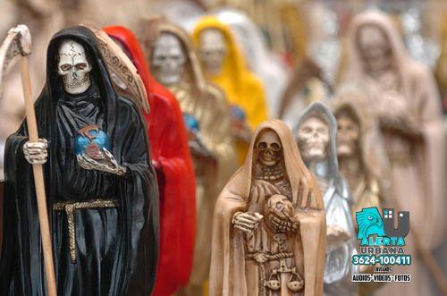 Se celebra hoy el Día de San La Muerte