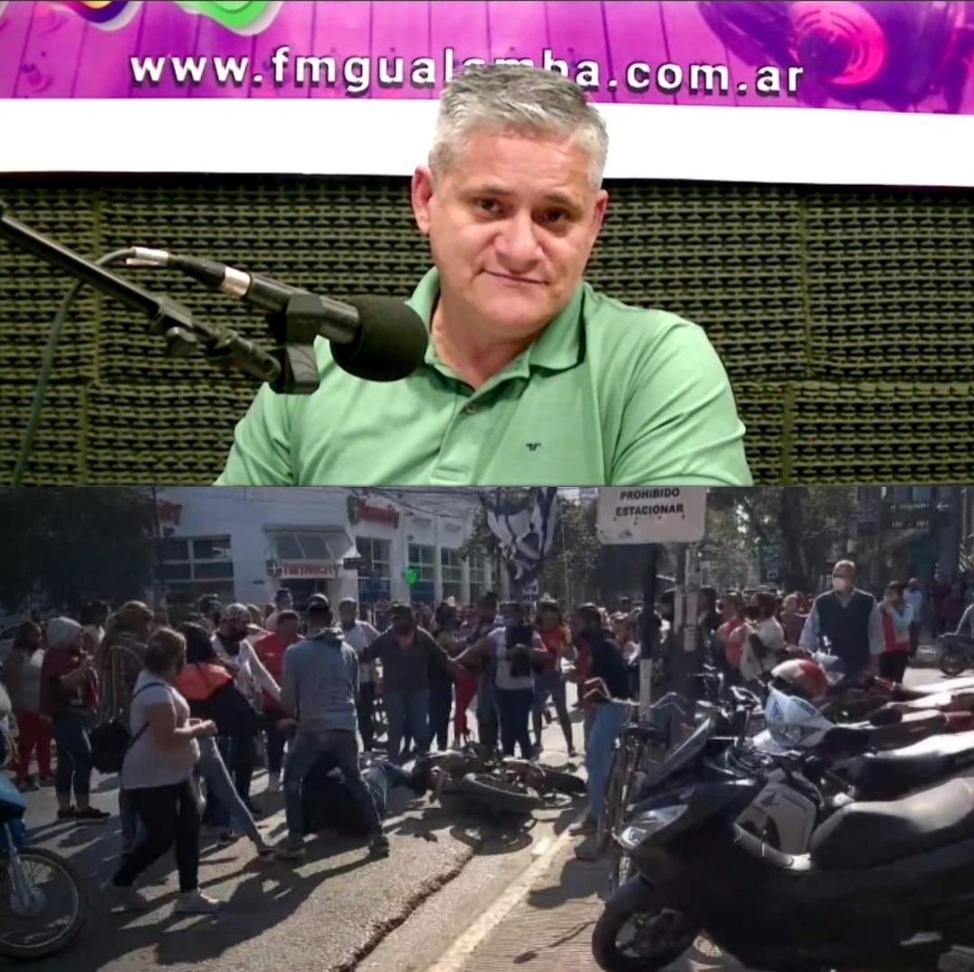 Resistencia-Chaco. Violencia en las calles ¿QUIEN LO PERMITE Y QUIEN LE PONE UN LIMITE?