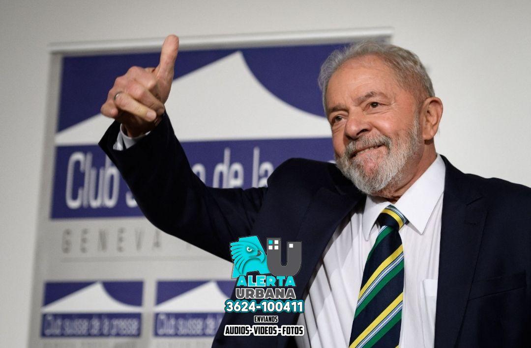 Lula da Silva quiere volver a ser presidente