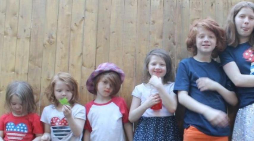 Una madre tiene 11 hijos, quiere tener 6 más y es furor en las redes sociales