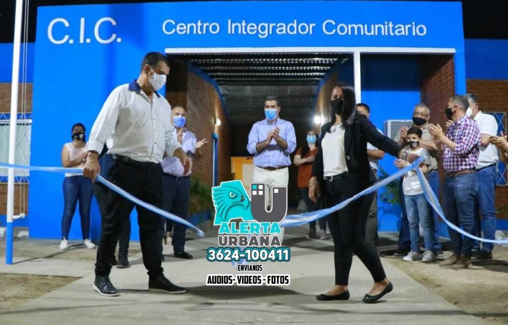 Se inauguraron múltiples obras en Puerto Bermejo
