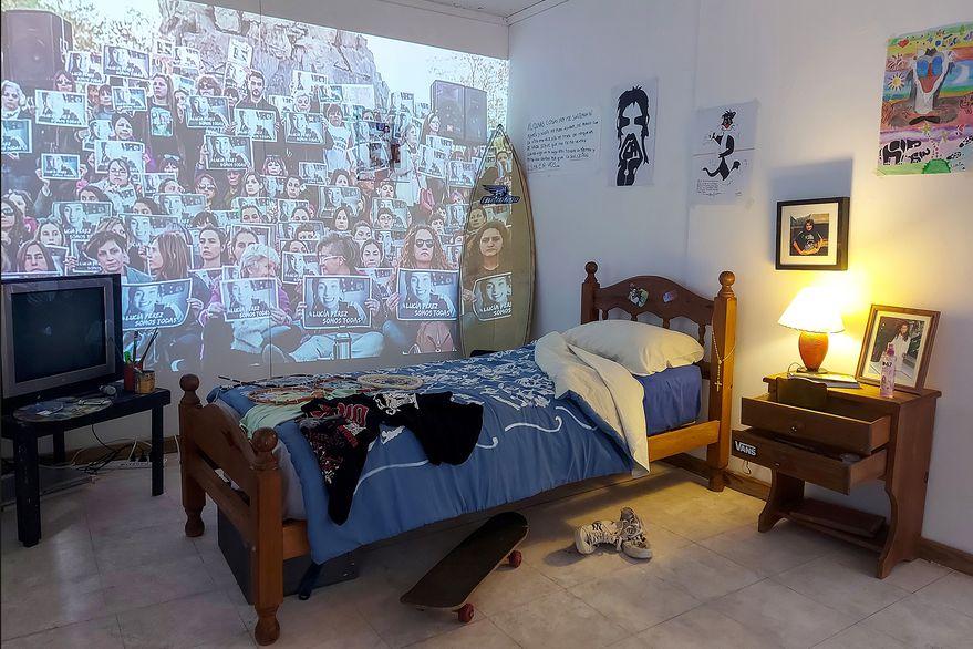 """""""El cuarto de Lucía"""""""
