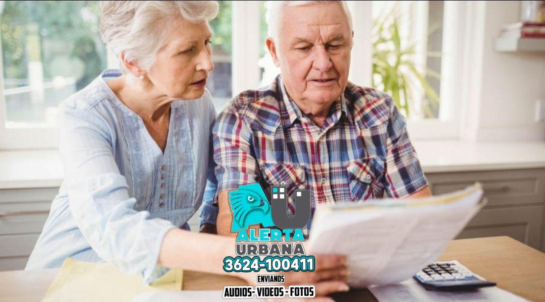 12,39% de aumento para jubilados, que lleva la mínima a $25.992