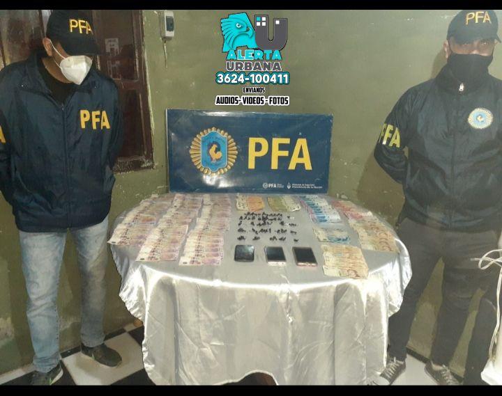 Una mujer detenida por posesión de cocaína
