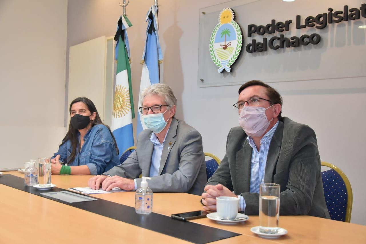 """Diputados participaron del """"Taller de cambio climático para la acción legislativa"""""""