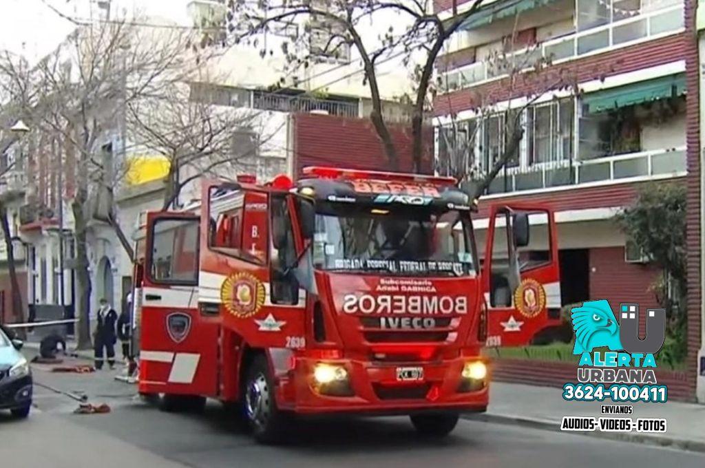 Incendio fatal en un departamento de Constitución: murió una mujer