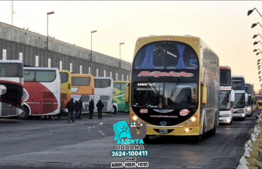 Paro de transporte de larga distancia por 72 horas