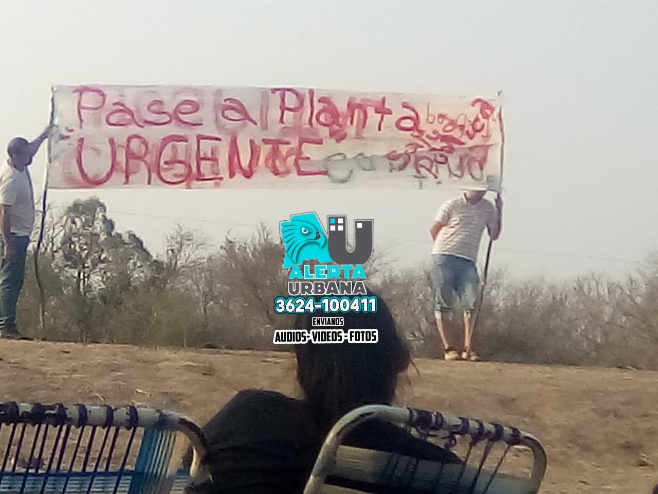 Precarizados de Salud y el movimiento Polo Obrero se manifiestan en la ruta provincial N⁰3