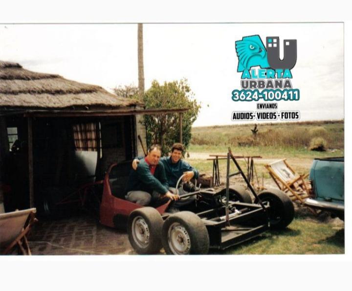 Donatini MB8: la historia del auto argentino de tres ejes