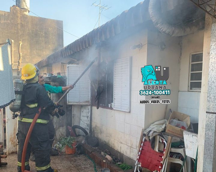 Tragico incendio: Una menor de 2 años falleció a causa de las graves quemaduras