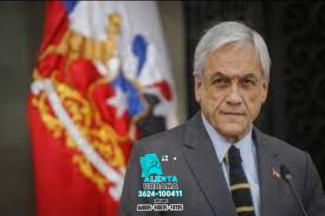 Sebastián Piñera insistió :