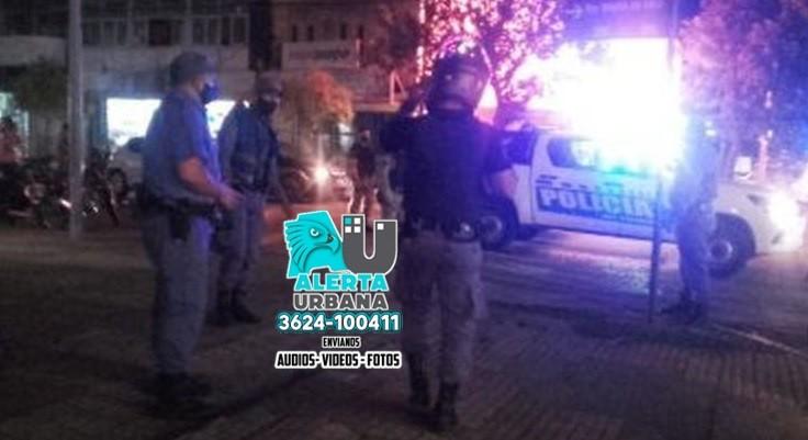 Accionar policial durante el fin de semana en Chaco