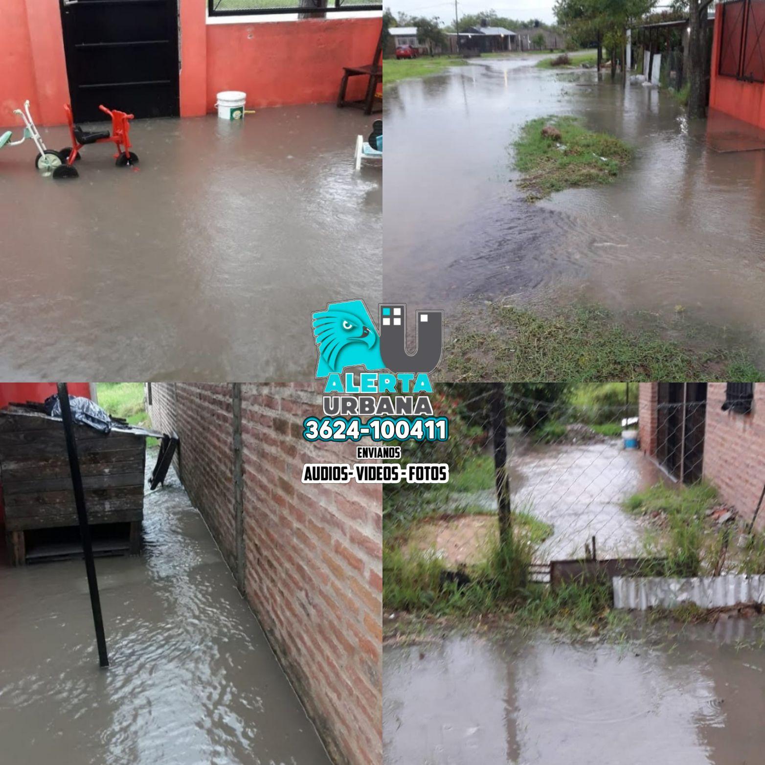 Barrio Ciudad de Los Milagros-Vecino reclama el saneamiento de un zanjón