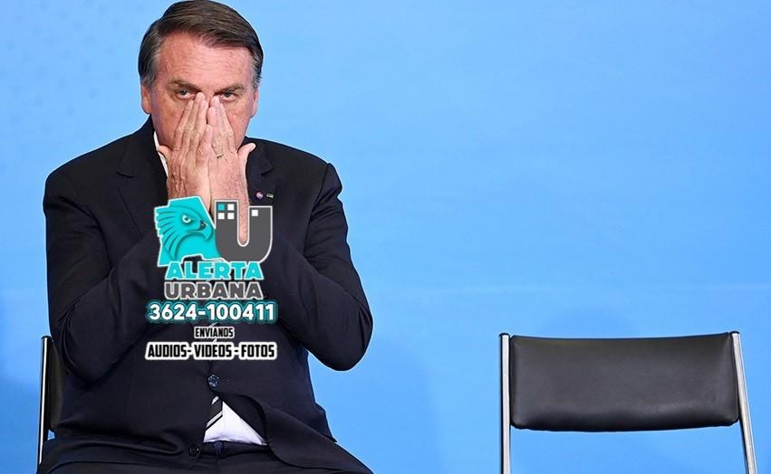 Bolsonaro acusó a la corte de buscar detenerlo por atentar contra la democracia