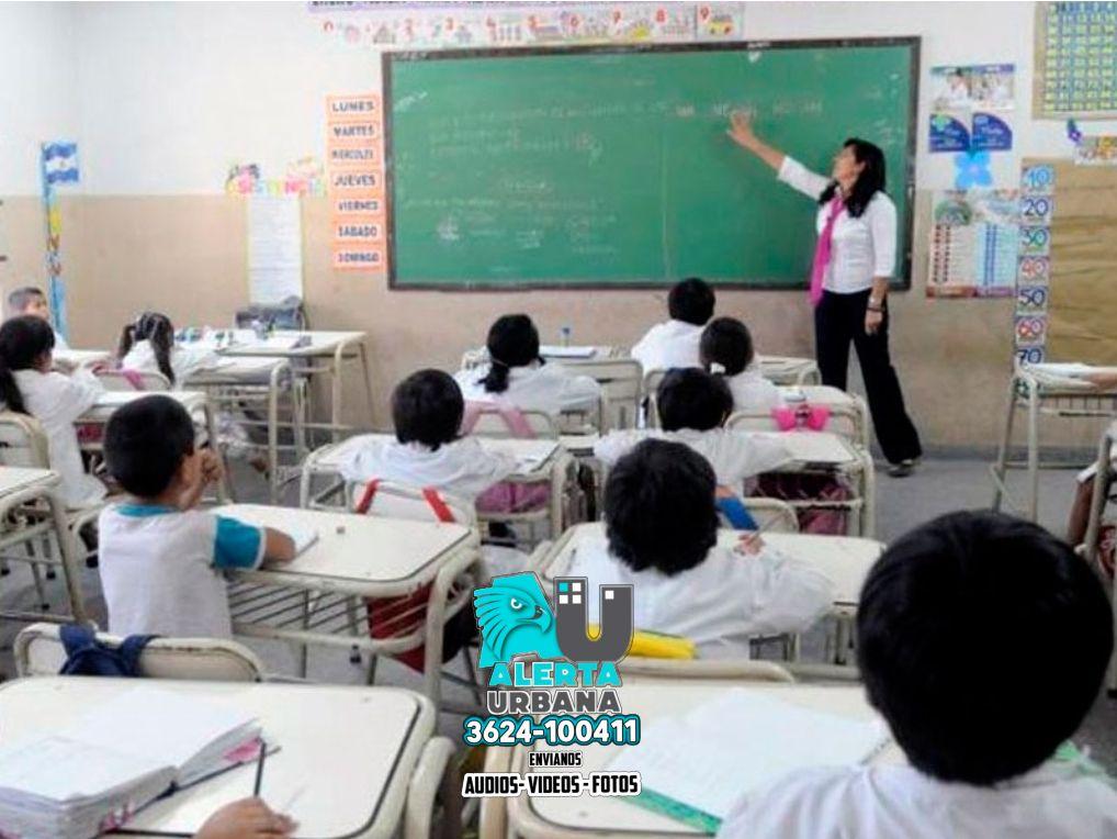 Chaco: fin de las burbujas y  presencialidad plena en las aulas