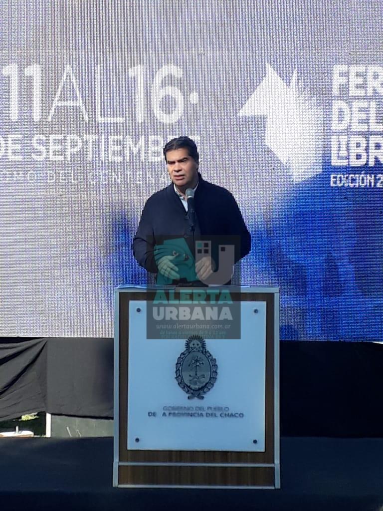 """Feria del Libro """"Chaco Lee para Crecer"""""""