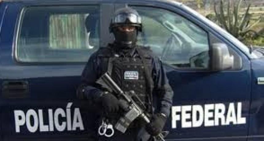 La Ministra Bullrich autorizó a la Policía Federal a intervenir en Sáenz Peña.