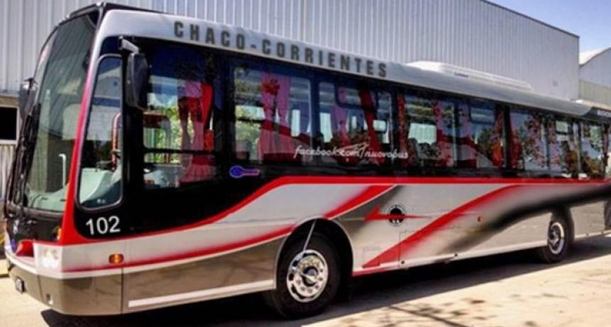 Viernes 07 sólo funcionará normalmente el servicio de colectivos de Ataco Norte para Chaco y Corrientes