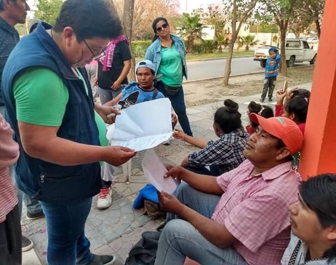 Miraflores: Mecha Sánchez desmiente toma del municipio