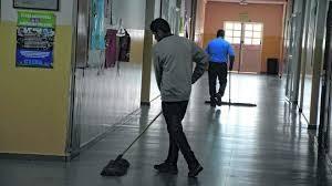 Gral. San Martín: porteros de establecimientos escolares reclaman pagos de becas atrasadas hace seis meses