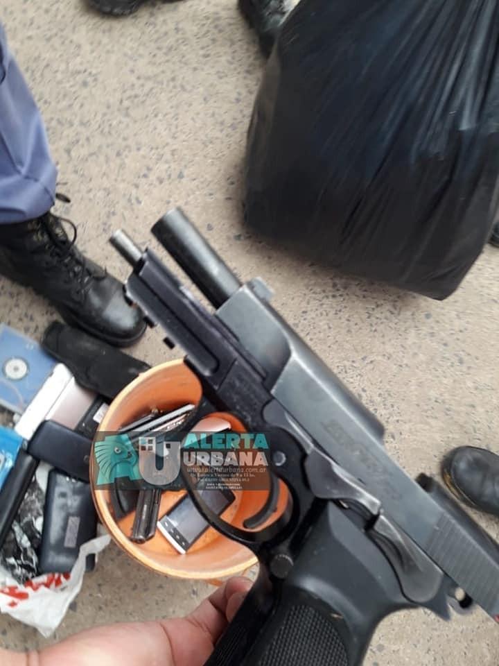 15 allanamientos en simultáneo en los barrios Bettina Vázquez, Mate Cocido y 29 de Agosto
