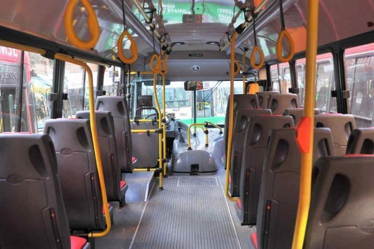 El servicio de transporte de pasajeros con total normalidad en la provincia