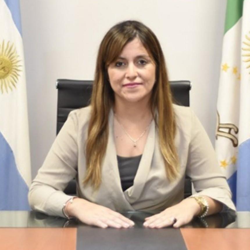 """Ministra Ayala sobre los cortes: """"Vamos a garantizar la paz social"""