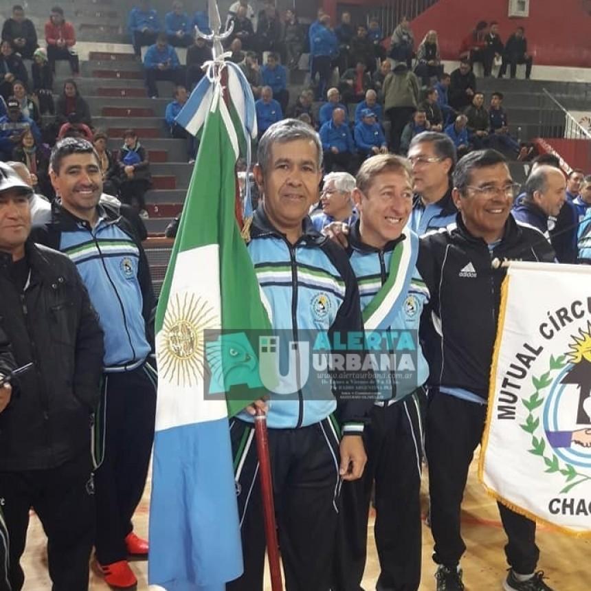 Oficiales de la Policía del Chaco participan de las olimpíadas que se desarrollan en San Juan