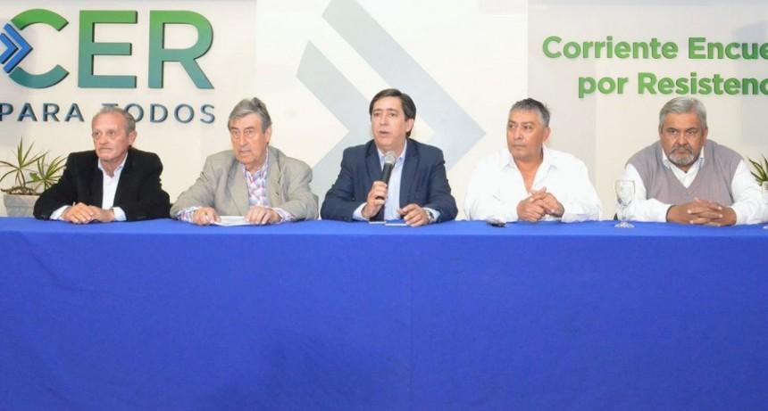 Lealtad Popular apoya la candidatura de Gustavo Martínez a Intendente de Resistencia
